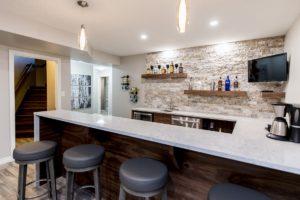 basement bar testimonial
